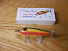 Contemporary Cedar Creek Ozark Minnow Glasseye Lure 2014 National Special Color