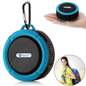 Mini Cassa Bluetooth Portatile Speaker Wireless Altoparlante per Escursione C6