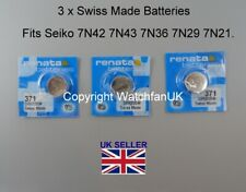 7N42 7N43 7N36 7N29 7N21 Japan Made Battery For Seiko Quartz