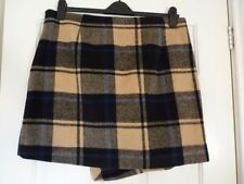 Checked A-line Short/Mini NEXT Skirts for Women