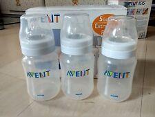 Brand New Philips Avent Classic Bottles 9 Ounce (3 bottles)