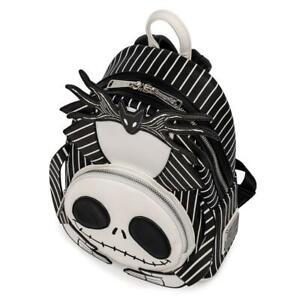 Disney Nightmare Before Christmas Headless Jack Skellington Mini Backpack by Lou