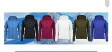 FISOUL Running Women's Men's Raincoat Waterproof Lightweight Rain Jacket Active