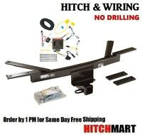 CLASS 3 TRAILER HITCH & TOW WIRING FOR 2013-2015 MAZDA CX-5 CX5   87623