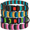 Adjustable Dog Collar with Buckle Nylon Collars for Dogs Puppy S M L XL