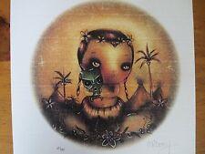 Misery MINT LIMITED EDITION Print Mark Ryden Camille Rose Garcia Caia Koopman