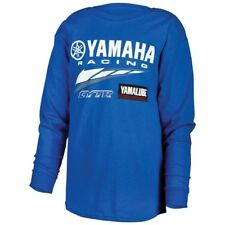 YAMAHA LONG SLEEVE TRACK SHIRT GYTR YOUTH XL CRY-14SLS-BL-XL X LARGE