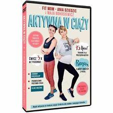 Aktywna w ciazy. Ania Dziedzic, polskie DVD