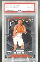 Rui Hachimira Panini Prizm Rookie Card #255 PSA 10 Gem Mint RC Wizards