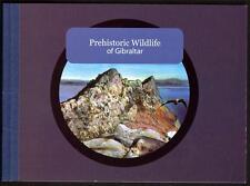 GIBRALTAR 2007 PREHISTORIC WILDLIFE BOOKLET