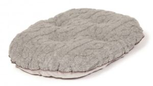 Bobble Soft Pewter Quilted Mattress 68cm (27'')
