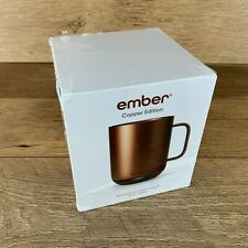 New listing Factory Sealed Ember Copper Special Edition App Temperature Control Mug 2 10oz