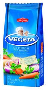 Vegeta, Gourmet Seasoning and Soup Mix, 1kg bag