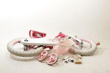 "Royalbaby Stargirl Girl""s Bike, 14 inch wheels, Pink RB14G-1P - Preowned"