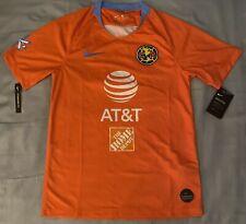 Nike Club America Chespirito Edition Orange Soccer Jersey Adult  Size: Small