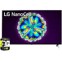 "LG 49"" Nano 8 Series Class 4K Smart UHD NanoCell TV 2020 + Extended Warranty"