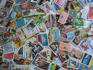 Trucial States etc mixture (duplicates,mixed cond) about 750 very topical stuff!