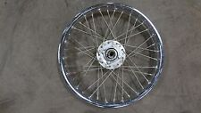 1974 Honda CB350 CL350 CB CL 350 H1021' front wheel rim 19in