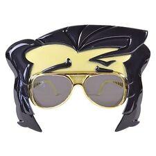 années 50 Célébrité ROCK N ROLL étoile Lunettes + Toupet déguisement