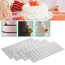 Cake Mat Fondant Silicone Mould Decorating Sugar Lace Craft Mold Pastry Tools