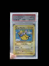 2016 Pokemon XY Evolutions Flying Pikachu PSA 10