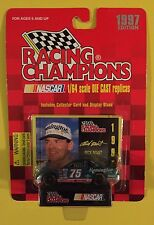 Rick Mast #75 Remington Ford Thunderbird Racing Champions 1:64 1997 NASCAR