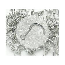 Cz Jeweled Nose Screw (12 Pieces) - B5