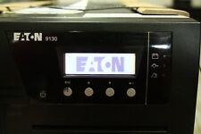 EATON 9130 6000t 6KVA UPS - online - new cells - 12m RTB warranty