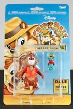New Funko Dale & Zipper Action Figures Disney Chip 'n Dale Rescue Rangers