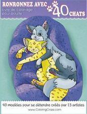 Livre Série des Animaux Domestiques: Livre de Coloriage Pour Adulte :...