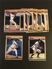 1996 Bowman Atlanta Braves Team Set 18 Cards