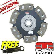 Honda Acura RSX 2.0L Competition Clutch 6 Puck Solid Disc Stage 4 99661-0620