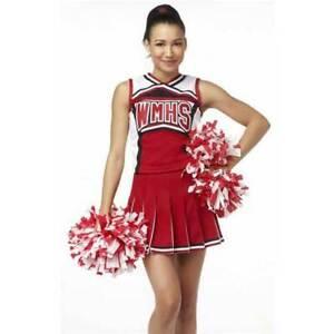 Women Glee Cheerleader Costume