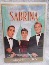 SABRINA AUDREY HUMPHREY BOGART WILLIAM HOLDEN  PG R4