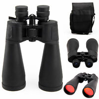 Sakura Mega Zoom High Resolution Binoculars 20-180x100 Travel Sports Telescopes