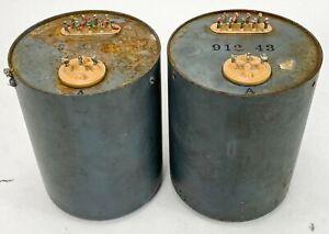 Vintage Tube Amplifier Output Transformers UTC / Western Electric / Thordarson *