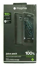 Mophie Juice Pack Battery Case for Samsung Galaxy S6 Edge (3,300mAh) - Black