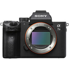 Sony a7Iii Full Frame Mirrorless Interchangeable Lens Camera Body Only (Open Box