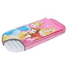 Disney Princess Junior Prêt Lit Tout en Un Soirée Pyjama Solution Neuf