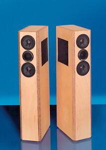 Visaton VOX 80 Lautsprecherbausatz - Paar