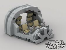 Custom Lego Millenium Falcon Cockpit - PDF Instructions Only