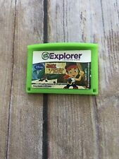 LeapFrog Explorer Jake and The Never Land Pirates Learning Game