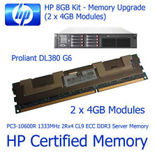 HP 4GB Enterprise Network Server Memory (RAM) with 2 Modules