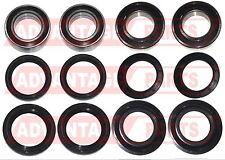 Honda TRX300 300 4x4 FourTrax Rear Front Left  Right Wheel Bearing Seal Kit