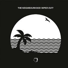 THE NEIGHBOURHOOD - WIPED OUT! 2 VINYL LP NEUF