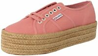 Superga 2790 Cotropew Fashion Sneakers Women's - Dusty Rose S0099ZO