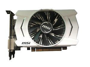 Msi GeForce Gtx 950 2GB DDR5 Video Graphics Card (GPU) 2GD OC