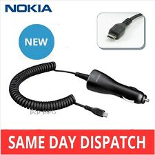 Genuine Nokia In Car Charger For Lumia 520 620 625 630 635 925 1020 1320 1520