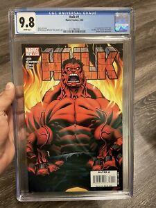 Hulk #1 CGC 9.8 Main Cover