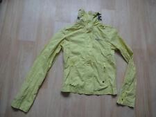 Bench Damen Jacke Gr S 36 38 gelb Übergangsjacke